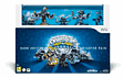 Skylanders SWAP Force Dark Edition - Only at GAME Nintendo-Wii