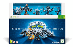 Skylanders SWAP Force Dark Edition - Only at GAME Xbox-360 Cover Art