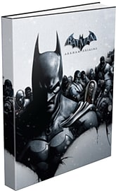 Batman: Arkham Origins Limited Edition Strategy Guide Strategy Guides and Books
