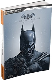 Batman: Arkham Origins Official Signature Series Guide Strategy Guides and Books
