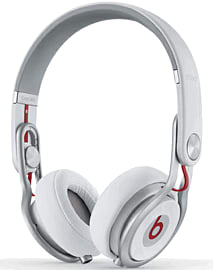 Beats Mixr On Ear Headphone - White Electronics