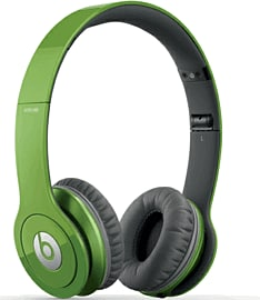 Beats Solo HD On Ear Headphone - Green Electronics