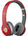 Beats Solo HD On Ear Headphone - Red Electronics