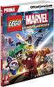 Lego Marvel Super Heroes Strategy Guide Strategy Guides and Books