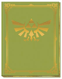 The Legend of Zelda: A Link Between Worlds Collector's Edition Prima Official Game Guide Strategy Guides and Books