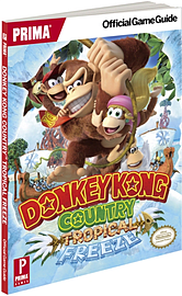 Donkey Kong Country: Tropical Freeze: Prima Official Game Guide Strategy Guides and Books