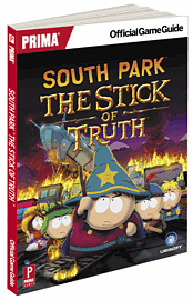 South Park: The Stick of Truth Prima Official Game Guide Strategy Guides and Books