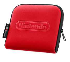 Nintendo 2DS Carry Case - Red Accessories