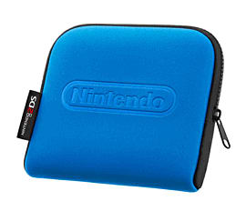 Nintendo 2DS Carry Case - Blue Accessories