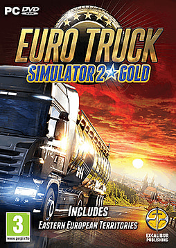 Euro Truck Simulator 2 Gold PC Games