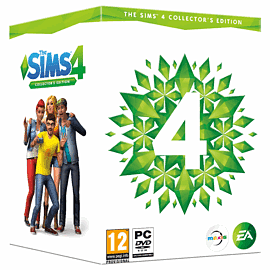 The Sims 4 Collectors Edition - Only at GAME PC-Games Cover Art