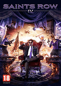 Saints Row IV PC Downloads