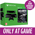 Xbox One Console with Kinect and Call of Duty: Ghosts - Only at GAME Xbox One