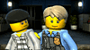 Black Wii U Premium with LEGO City: Undercover screen shot 1