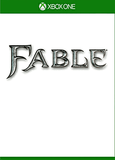 dnu Fable Legends Xbox One Cover Art