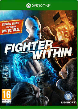 Fighter Within Xbox One Cover Art