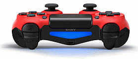 DualShock 4 Controller - Magma Red screen shot 7