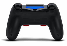 Official Sony DualShock 4 Controller - Magma Red screen shot 3