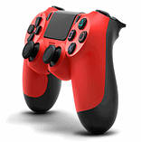 Official Sony DualShock 4 Controller - Magma Red screen shot 4