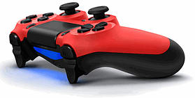 Official Sony DualShock 4 Controller - Magma Red screen shot 5