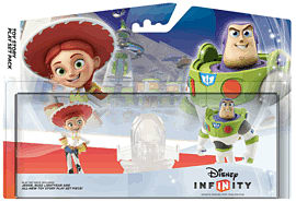 Disney INFINITY Toy Story Playset Toys and Gadgets