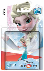 Elsa - Disney INFINITY Character Toys and Gadgets