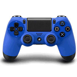DualShock 4 Controller - Wave Blue Accessories