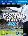 Football Manager 2014 PS Vita