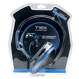 Turtle Beach P4c Chat Communicator for PS4 at GAME