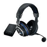 Turtle Beach Ear Force PX4 Wireless Headset screen shot 1