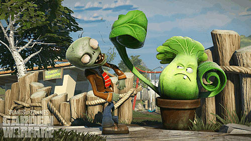 Plants Vs Zombies Garden Warefare review for Xbox One, Xbox 360 and PC at GAME