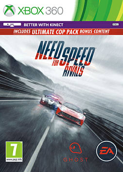Need for Speed: Rivals Limited Edition Xbox 360 Cover Art