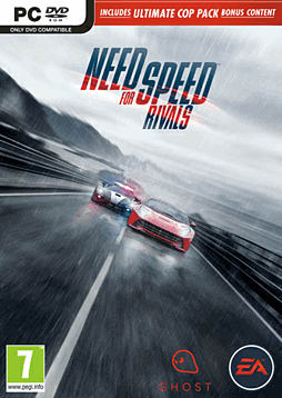 Need for Speed: Rivals Limited Edition PC Games Cover Art