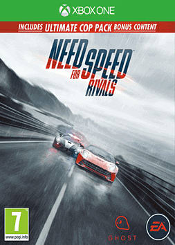 Need for Speed: Rivals Limited Edition Xbox One Cover Art