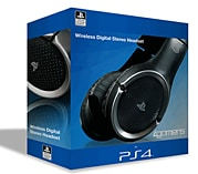 Licensed 4G Wireless Gaming Headset for PlayStation 4 screen shot 1