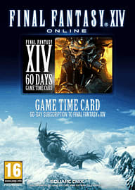 Final Fantasy XIV: A Realm Reborn 60 Day Timecard Downloads