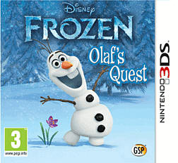 Disney's Frozen 3DS