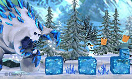 Disney's Frozen screen shot 3