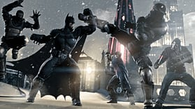 Batman: Arkham Origins screen shot 7