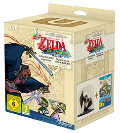 The Legend of Zelda: The Wind Waker Ganondorf Limited Edition - Only at GAME Wii U Cover Art