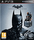 Batman: Arkham Origins Heroes and Villains Edition - Only at GAME PlayStation 3