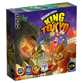 King of Tokyo Toys and Gadgets
