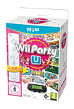 Wii Party U with White Wii Remote Plus Wii U
