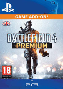 Battlefield 4: Premium (PlayStation 3) PlayStation Network Cover Art