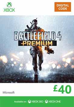 Battlefield 4: Premium Xbox Live Cover Art