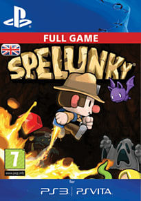 Spelunky PlayStation Network