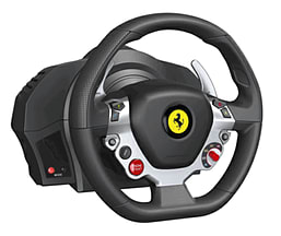 Thrustmaster: TX Racing Wheel - Ferrari 458 Italia Edition for Xbox One Accessories