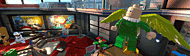 LEGO Marvel Super Heroes Super Pack Edition screen shot 4