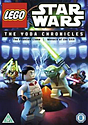 LEGO Star Wars: The Yoda Chronicles DVD