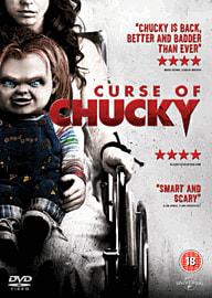 The Curse of Chucky DVD